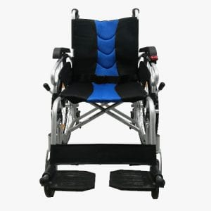 ASTRO wheelchair 16-inch Blue