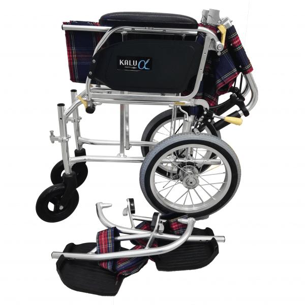 Nissin Lightweight Detachable Pushchair folding