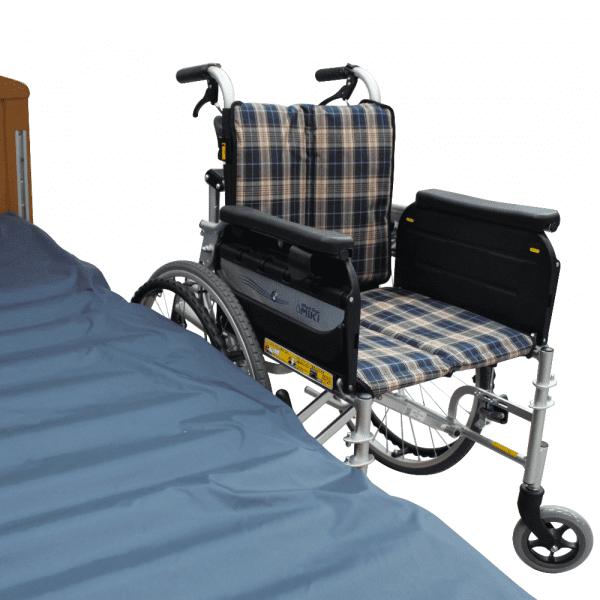 Miki Transfer Wheelchair