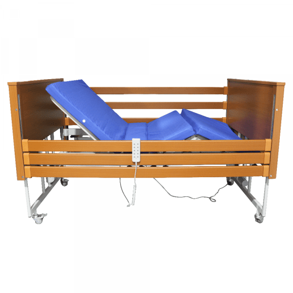 Sarah 5 Functions Bariatric Bed highest