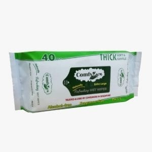 ComfyCare Wet Wipes