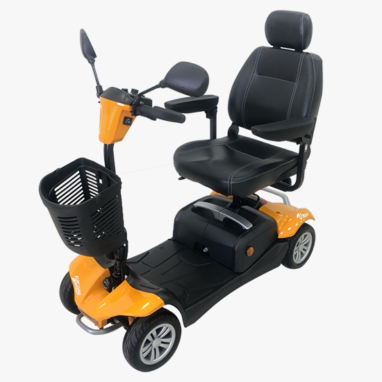 Eurocare Vista Scooter full view