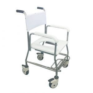 Stainless Steel Deluxe Commode 20/9947